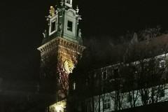 Na zakończenie wieża na zamku
