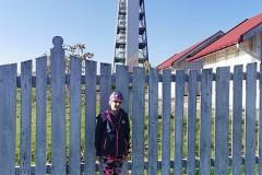 Pod wieżą widokową w Inwałdzie