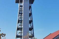 Wieża w całej okazałości