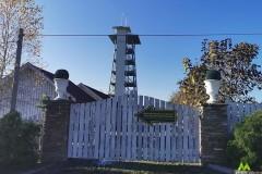 Wieża niestety zamknięta