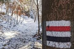 Łączymy się z czerwonym szlakiem