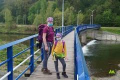 Most nad Koszarawą