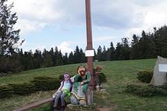 Krzyż na Krawców Wierch