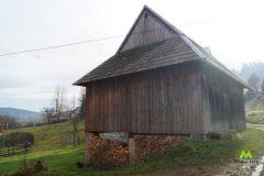 Piękne chatki w Skomielnej