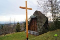 Kapliczka na Groniu