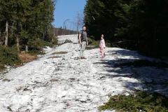 Śniegu pod dostatkiem