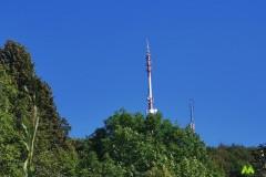 Przekaźnik TV na Barańcu