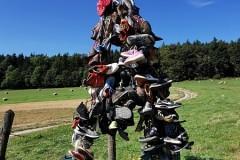 Nazbierało się tych butów