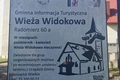 Kolejna wieża widokowa, tym razem w Radomierzu