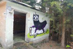 I kolejne grafitti