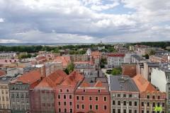 W oddali Kościół Królowej Polski