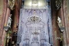 Katedra w remoncie